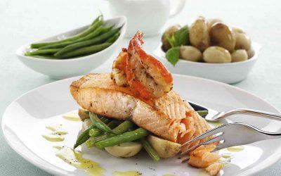 6 Reason to eat more Salmon