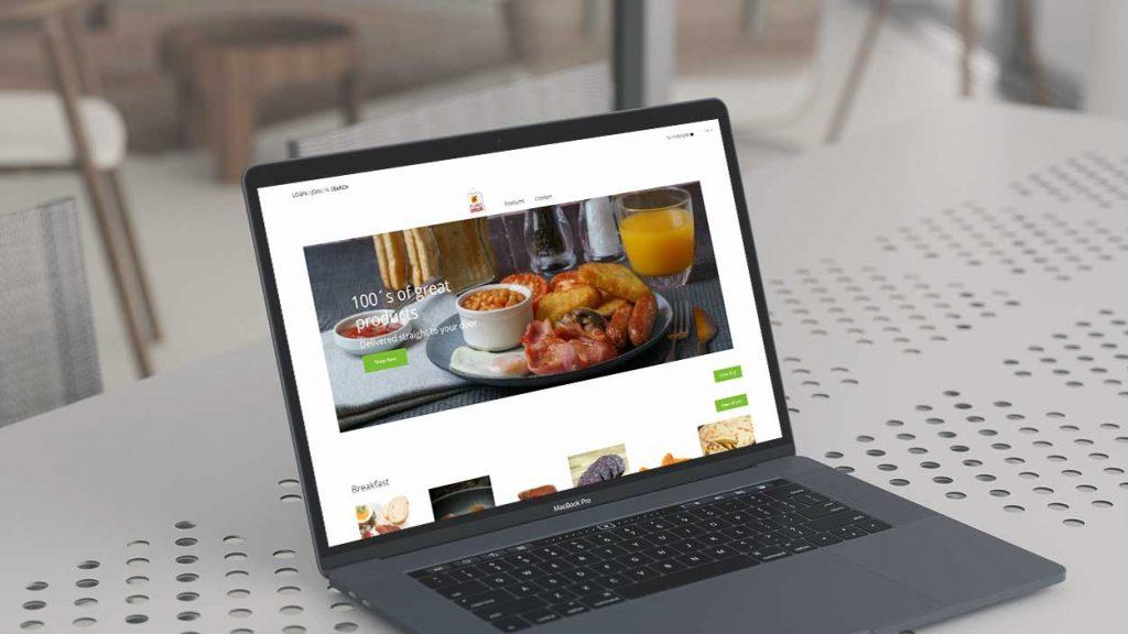Online Store Eurodrop.es