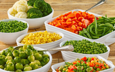 BUSTING THE MYTHS OF FROZEN VEGETABLES AND HOW TO USE THEM