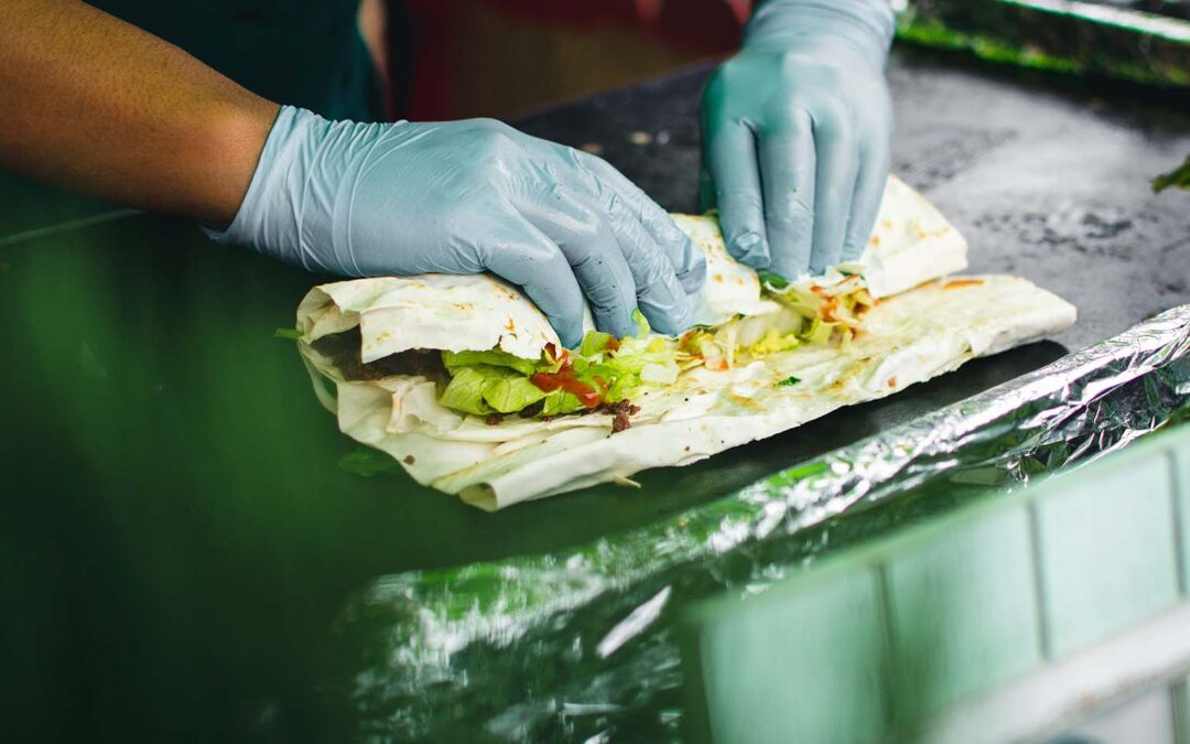 SIX CREATIVE WRAP IDEAS FOR YOUR FOOD TO GO MENU